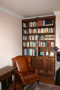 Walnut Bookcases