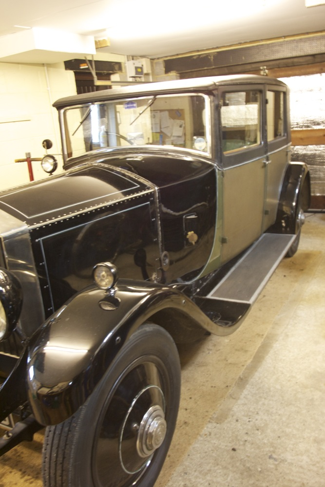 Rolls Royce 20HP Restoration